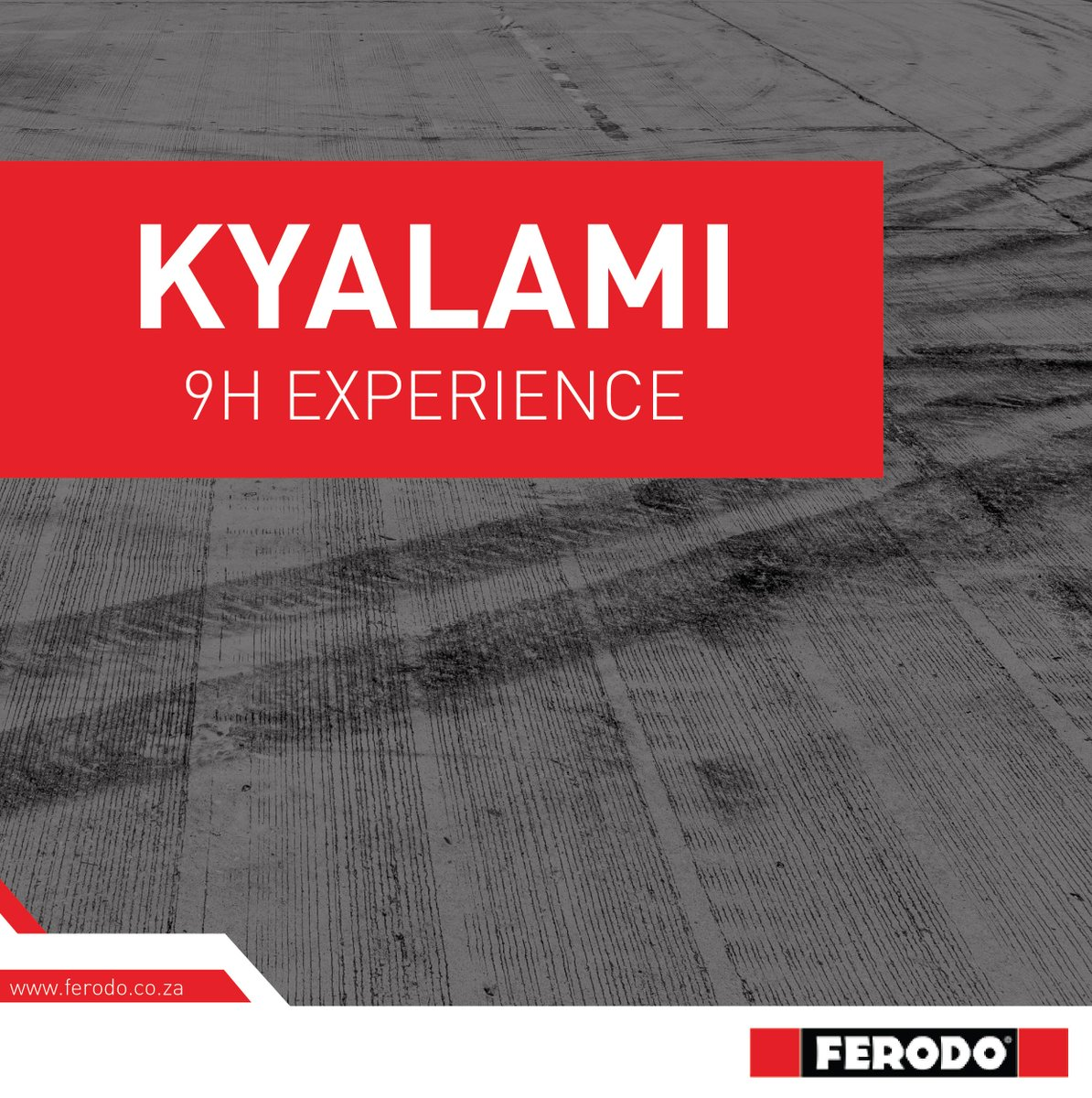 Don't forget to enter our awesome competition to win a VIP experience at the upcoming #Kyalami9H Intercontinental GT Challenge. To enter, simply head to the URL below and enter your details!  Enter here: https://t.co/OdgvM30WjA https://t.co/dh3I7b3cJX
