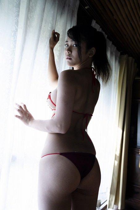 グラビアアイドル高杉杏のTwitter自撮りエロ画像27