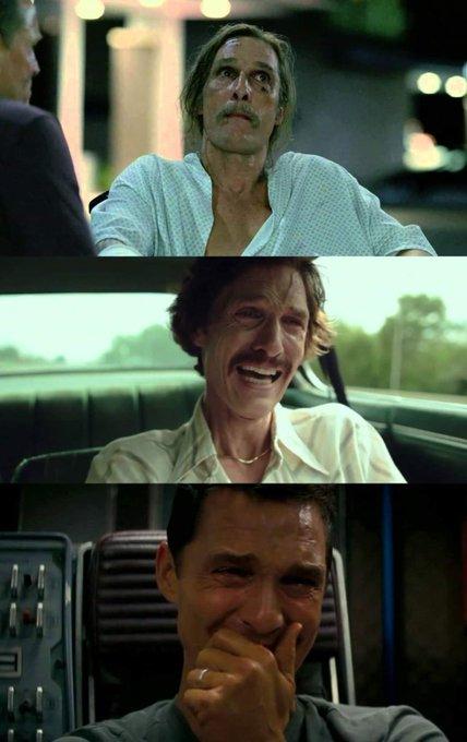 Happy birthday to the Great Matthew McConaughey.