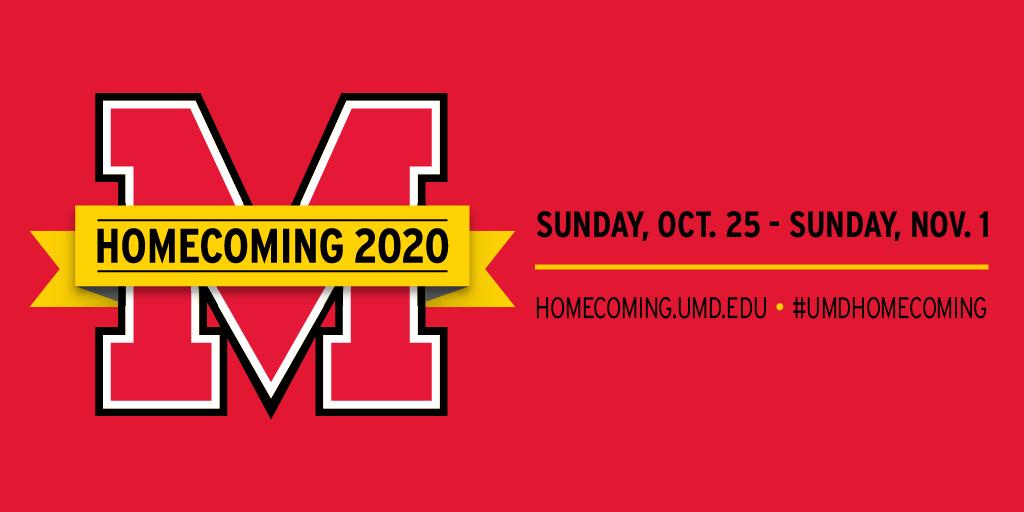 Umd Calendar Fall 2020.Univ Of Maryland On Twitter Mark Your Calendars