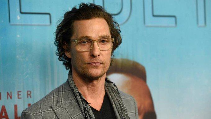 Happy Birthday dear Matthew McConaughey!