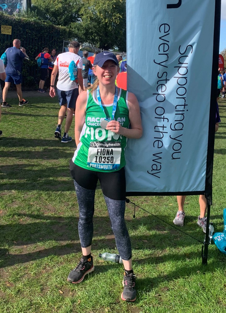 We would like to say a huge congratulations to our two marathon masters - Joanna Payne (The Amsterdam Marathon) and Fiona Price (The Great South Run). We're incredibly proud of you both! #TCSAM19 #greatsouthrun #beyourgreatest #workwithglee #macmillancancersupport<br>http://pic.twitter.com/gRIa4GtNSb