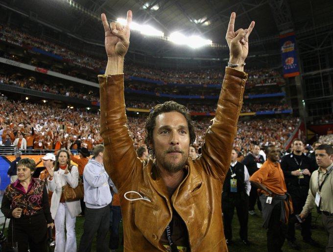 Happy 50th Birthday to legendary Bro King Matthew McConaughey