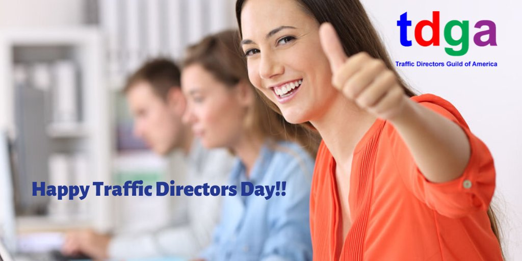 Enjoy the day created for all Traffic Professionals! #TrafficDirectorsDay https://t.co/EVwRcC24Q2 https://t.co/6BXb2Rkelb