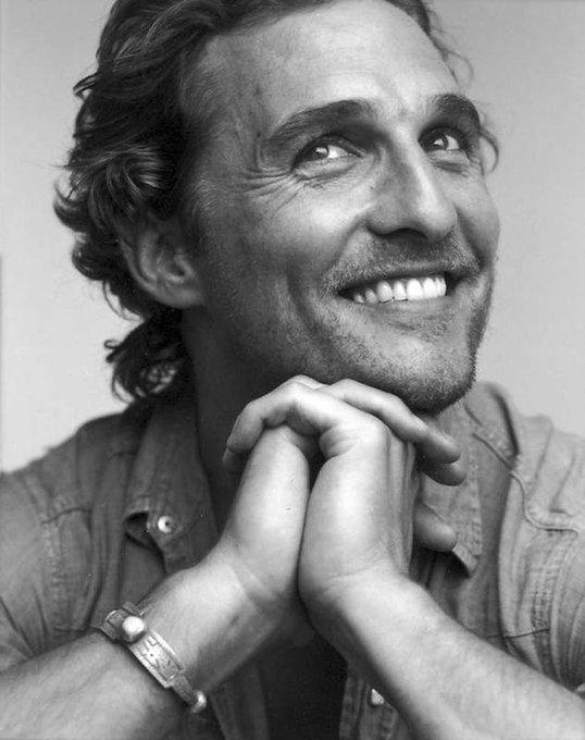 Happy birthday to the one of the greatest,  Matthew McConaughey