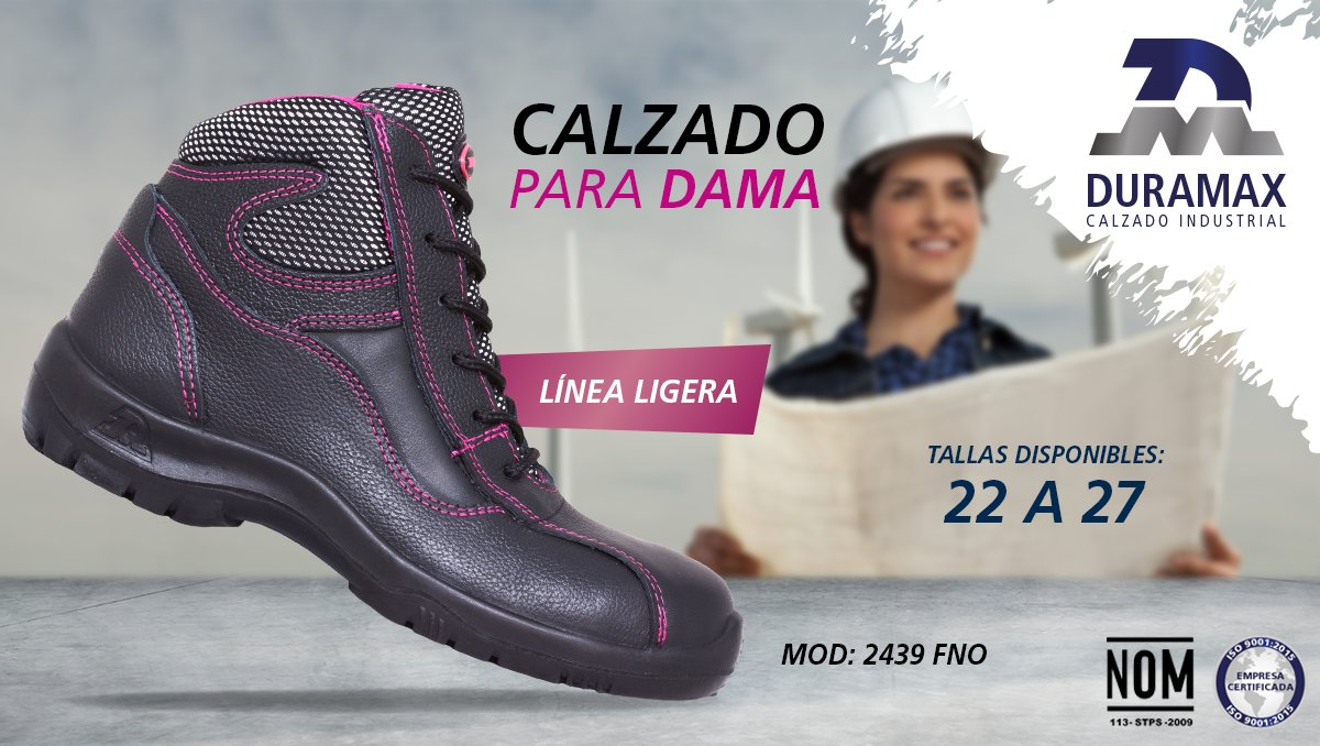 Comienza tu semana con tus #DURAMAX Tallas disponibles en #CalzadoParaDama de la 22 a la 27. pic.twitter.com/Cc0gCFH9PB
