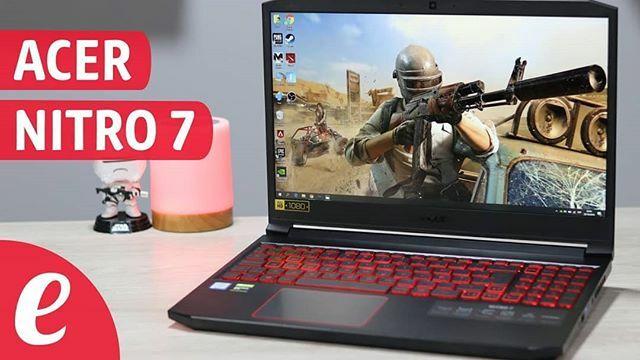 VIDEO NUEVO   La Acer Nitro 7 es una laptop gamer con una tarjeta de vídeo Nvidia GTX 1660 Ti ideal para los juegos del momento como Fortnite, PUBG, Apex Legends y mas. Disponible en YouTube. . . . #eMarketPerú #Acer #AcerNitro7 #Nitro7 #Triton700… https://ift.tt/2WGB1otpic.twitter.com/LrkmwIUaBW