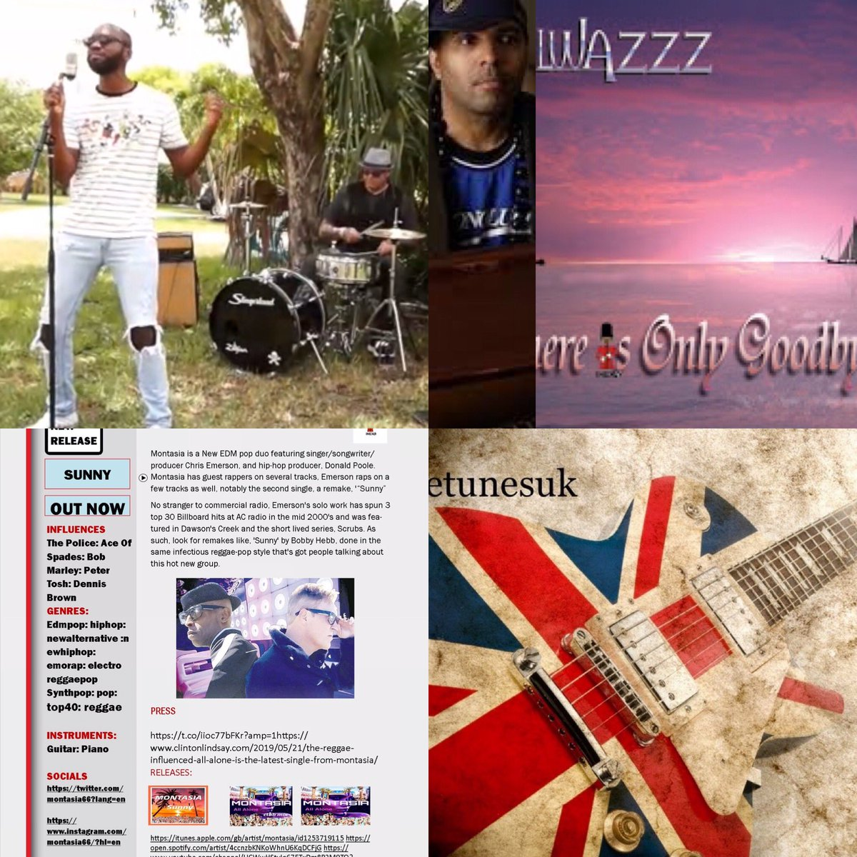We're so excited  @etunesUK featured #musicexcellence this week including @wyattpauley @MONTASIA66 @alwaz47198090 @mercurymusicuk you won't need a reminder for this one #bethere<br>http://pic.twitter.com/AIaDaerZ1T