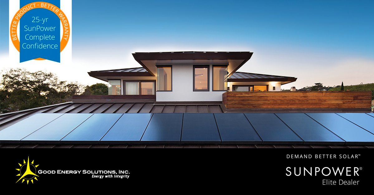 Don't miss your chance at a $1,019 mail-in rebate for home solar! SunPower End of Year Home Solar Rebate ends December 31, 2019! https://www.goodenergysolutions.com/2019-tax-credit-ends/… #solar #kansassolar #missourisolar #topsolarcontractor pic.twitter.com/tOT6feVaiR