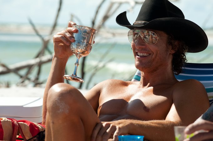 Happy Birthday to the one, the only...Matthew McConaughey!