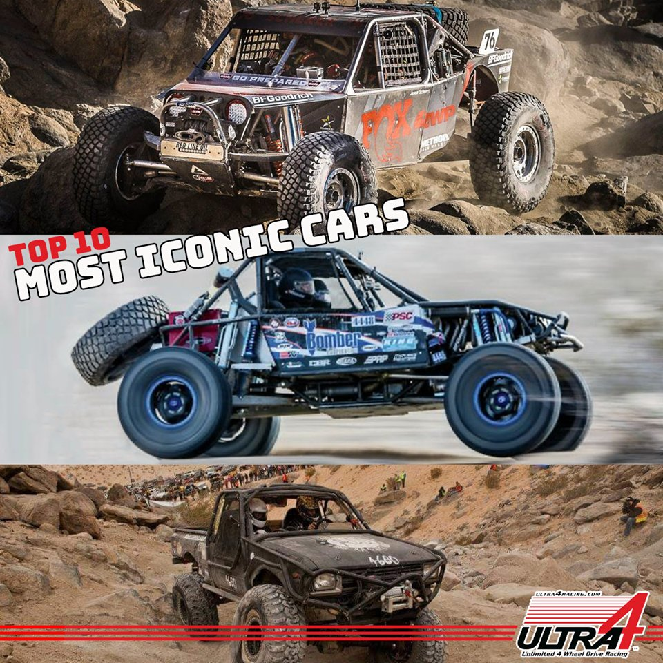 For more than a decade, Ultra4 cars have made their mark on the off-road world. From awe and appeal, to excitement and inspiration, cars in all of our classes have sparked a movement! What do you think is the most iconic car in Ultra4 history? #Ultra4 #KOH2020 #KingoftheHammers