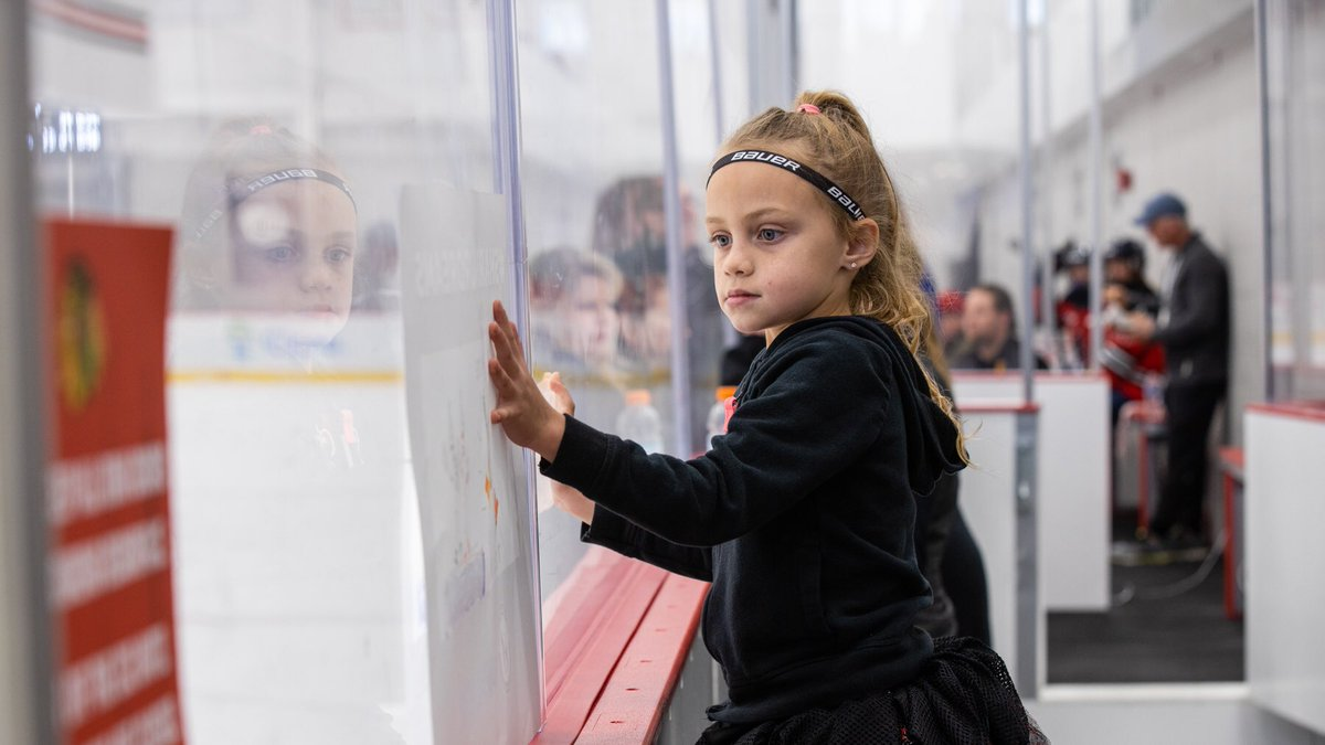On November 9, @usahockey & 350 local associations across the U.S. will host Try Hockey for Free Day. Kids ages 4-9 can visit participating locations to try out the sport. All locations will have limited equipment available. Find a location near you: bit.ly/32fAOd9.