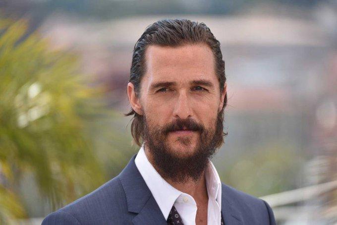 Happy Birthday to Matthew McConaughey who turns 50 today!
