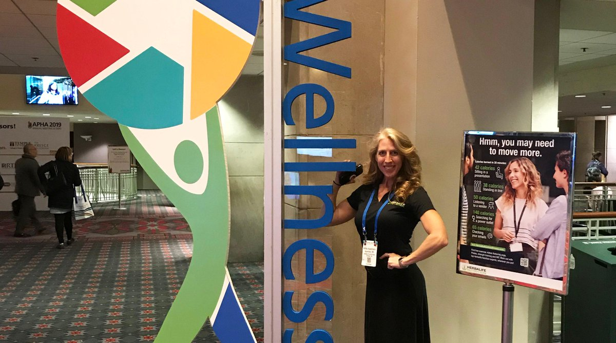 Herbalife Nutrition News On Twitter At The American Publichealth Association Meeting And Expo Stop By The Wellness Center Booth 712 Today And Tomorrow Between 10 Am 3 Pm For A Free