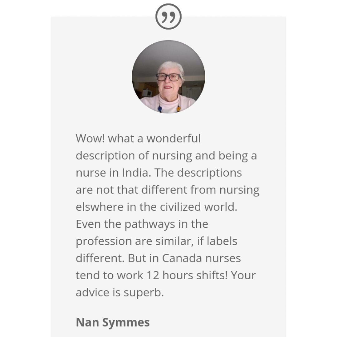 Visit http://Mentorclub.in to read interviews of various professionals working in different fields.  #interview #interviews #mentor #mentorclub #career #nursing #nursepic.twitter.com/XWIdsr7QQS