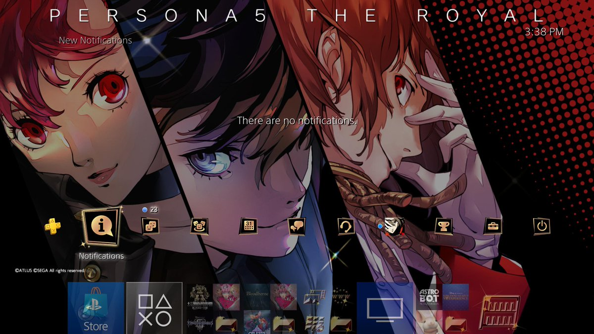 Mystic On Twitter Persona 5 Royal Persona Magazine Ps4 Theme P5r