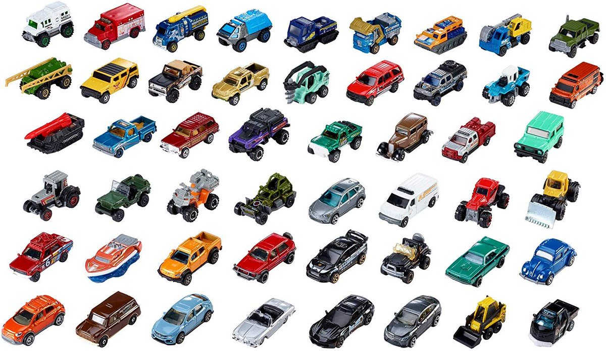 https://amzn.to/2oLFzgG.Only $29.99 shipped from #Amazon! #Matchbox #Cars Assortment, 50 Pack. #hotwheels #diecast #hotwheelscollector #hotwheelsindonesia #diecastcars #jualhotwheels #matchbox #hotwheelspics #hotwheelsmurah #hotwheelscollectors #diecastindonesia #diecastcollectorpic.twitter.com/BFN9SJyCvO  by AmazonGroceryAndHouseholdDealsAndSteals!