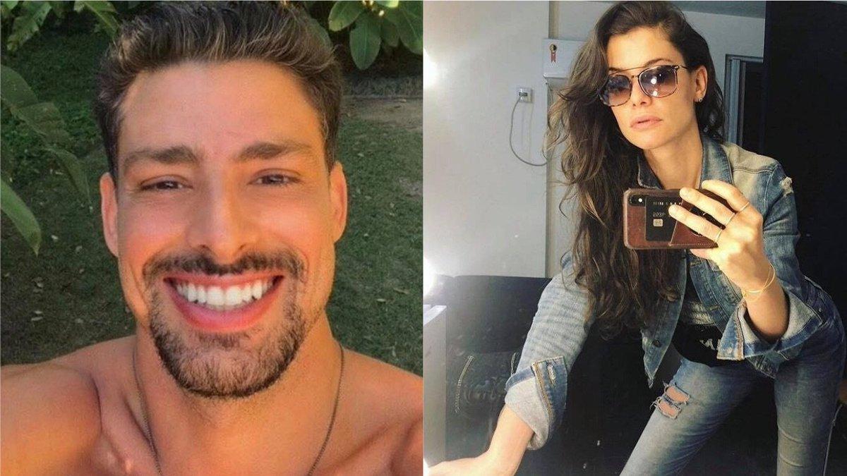 """Alinne Moraes Sex hugo gloss على تويتر: """"alinne moraes fala sobre fazer par"""
