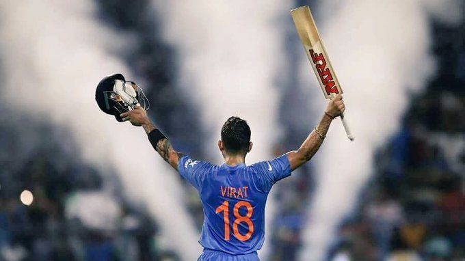 Happy birthday the run machine Virat Kohli