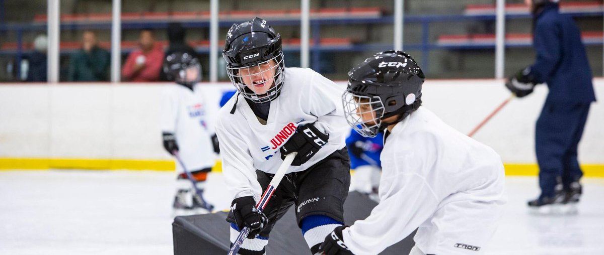 Promoting play active lifestyles at 8U starts off the ice. Let the kids play! #ADM Full read → bit.ly/2NFvPAd