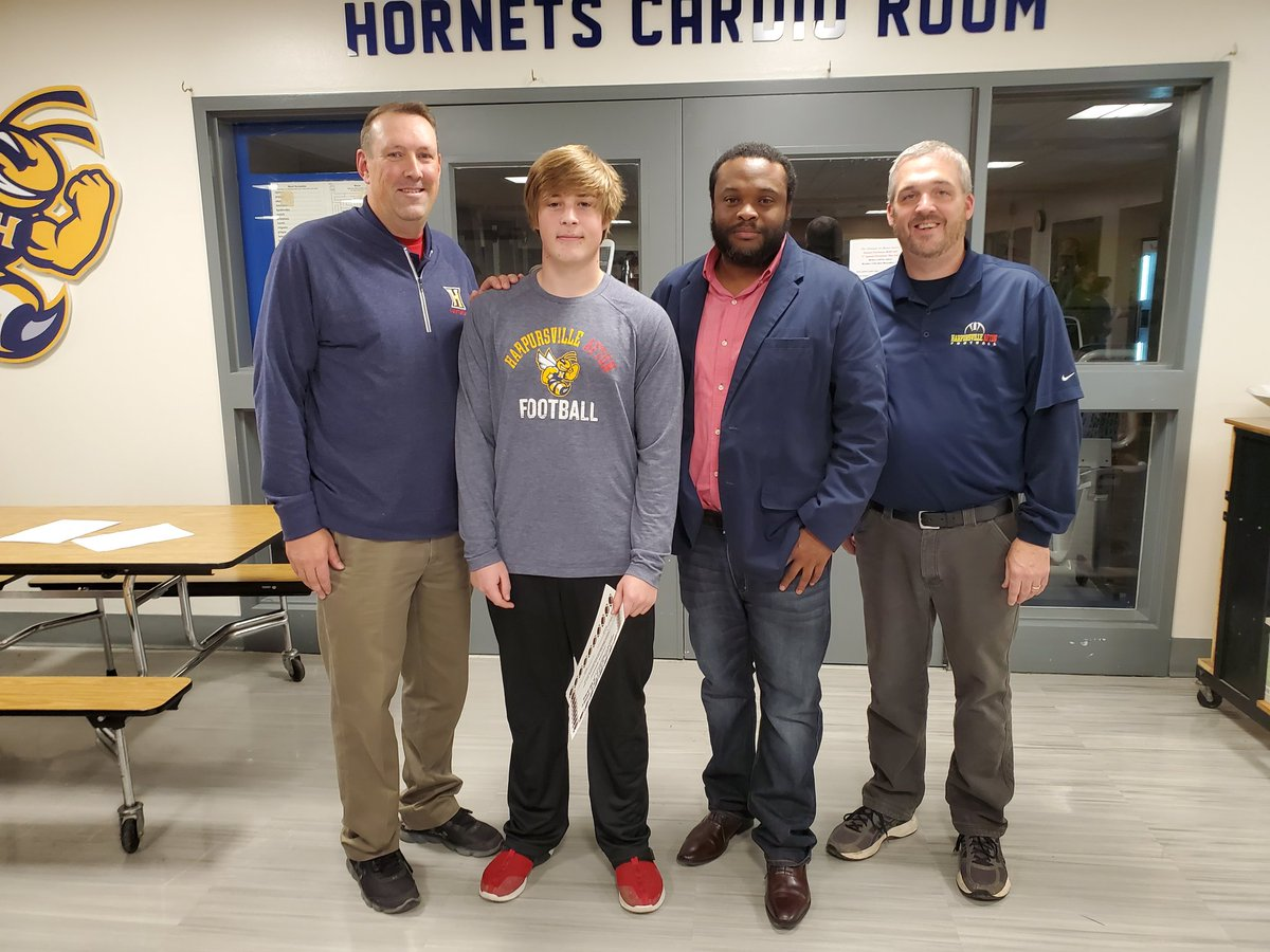 """Jacob received an MVP Defense award & Coach Carter's """"Most Coachable"""" award. He said Jacob always asked how he could do better to improve himself."""