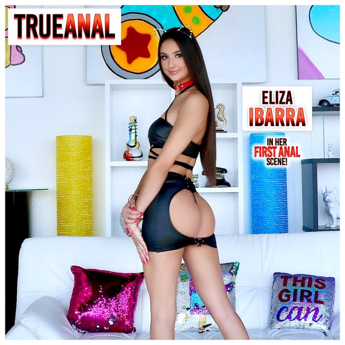 1 pic. My FIRST anal scene EVER is now available ONLY on @TrueAnal 😊🌟💥 LINK HERE ➡️ https://t.co/UlqaokNRog