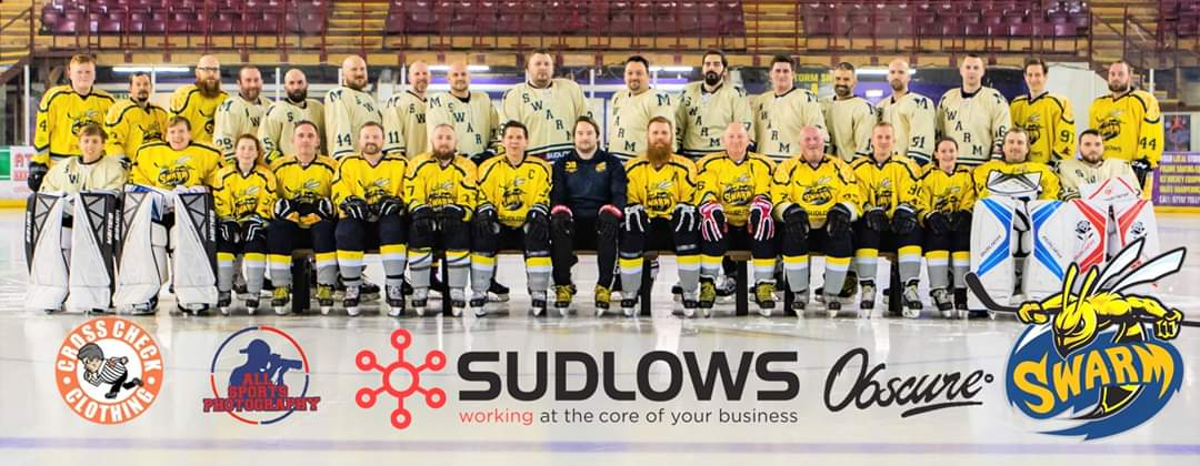 Looks great @MCRSwarmIHC proud to be back sponsoring for the second year. Best of luck for the new season!!