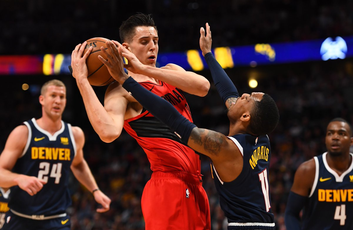Breaking News: League Sources indicate Zach Collins needs labral repair in left shoulder via @dwightjaynes & @PSocotchNBCS   MORE HERE: https://t.co/Mrp0GFJotX https://t.co/zfrqePhK5h