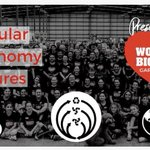 Image for the Tweet beginning: Free #CircularEconomy Futures Meetup  