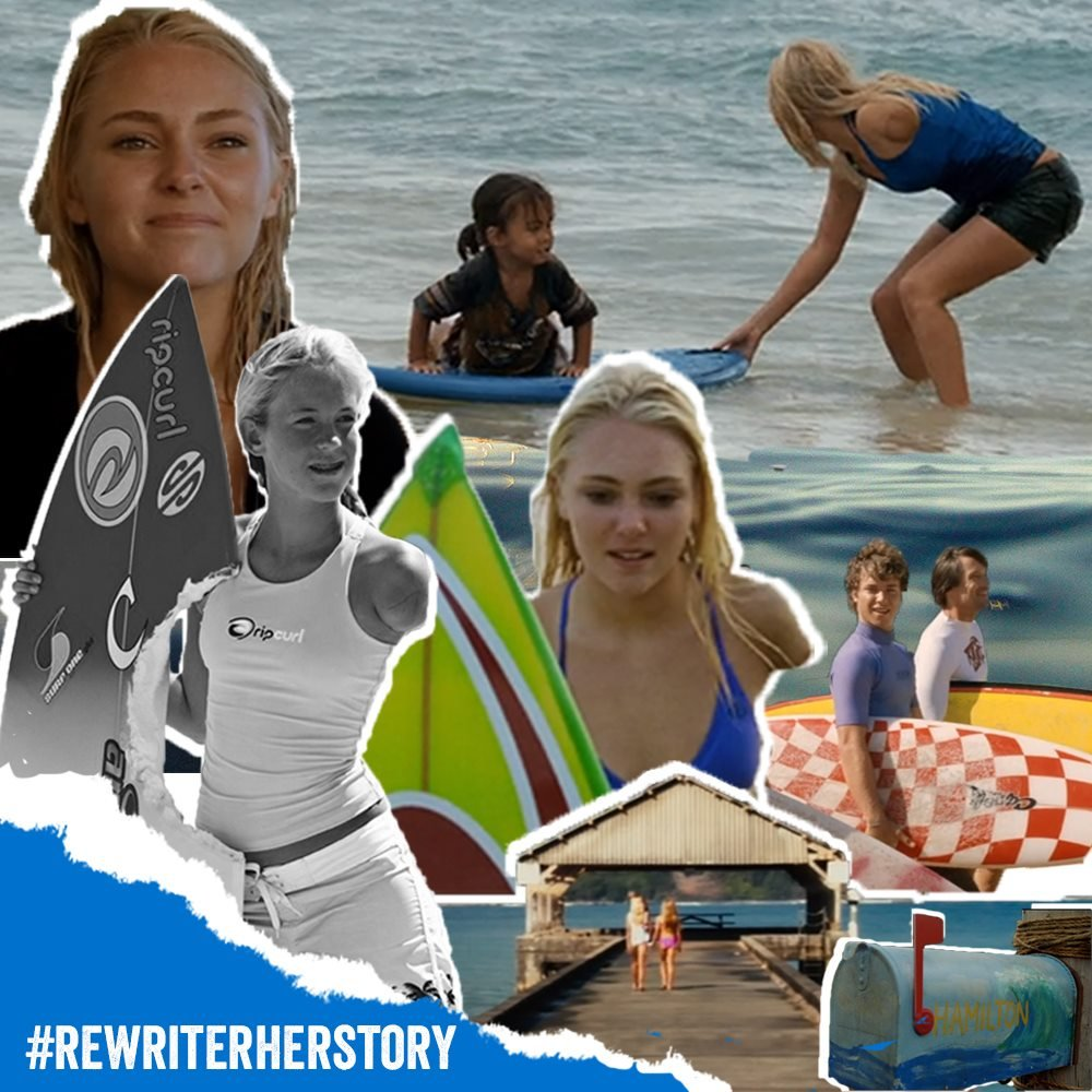 Plan International Vietnam On Twitter The Movie Soul Surfer Tells The True Stories Of Bethany Hamilton This Land Mermaid S World Seemed To Collapse When She Suffered A Horrific Shark Attack And Lost Her