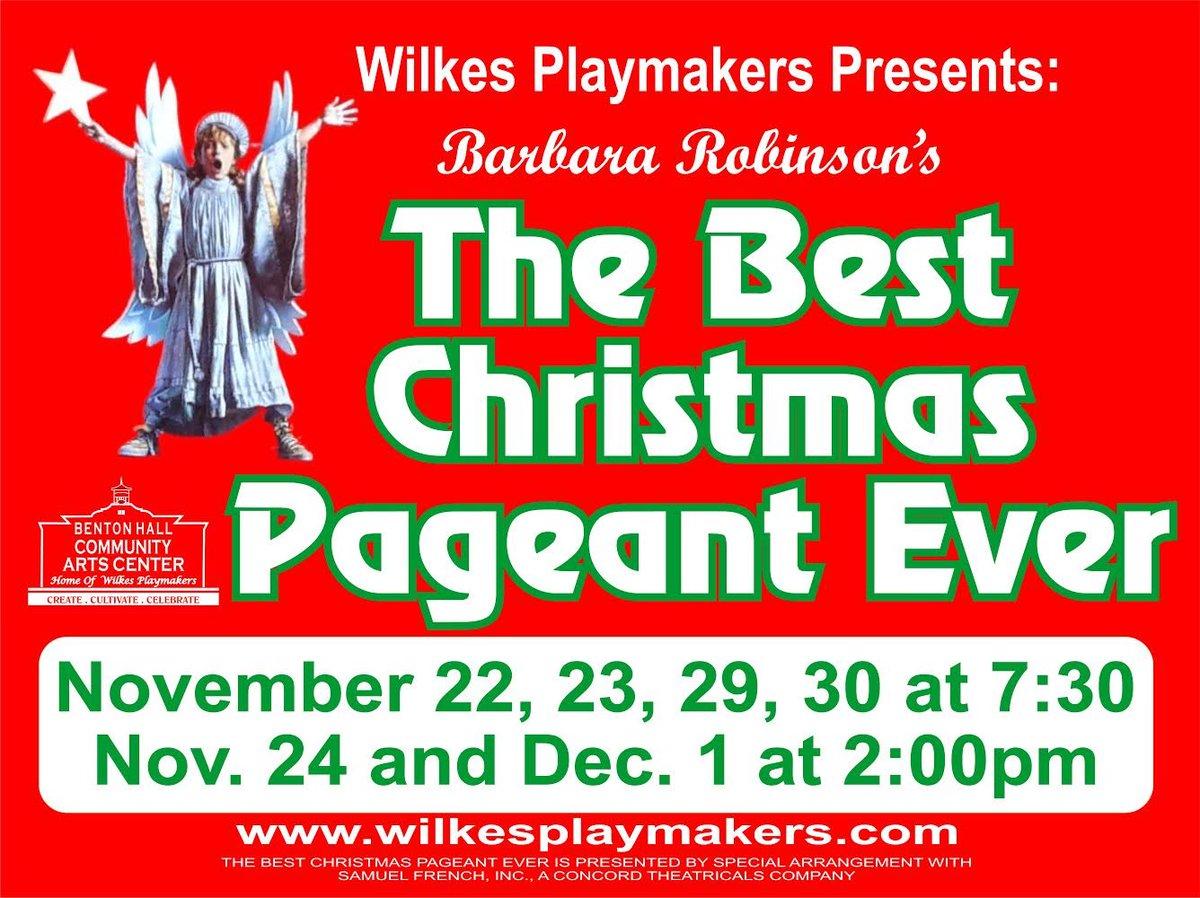Wilkes Playmakers (@WlksPlaymakers) on Twitter photo 05/11/2019 03:46:37