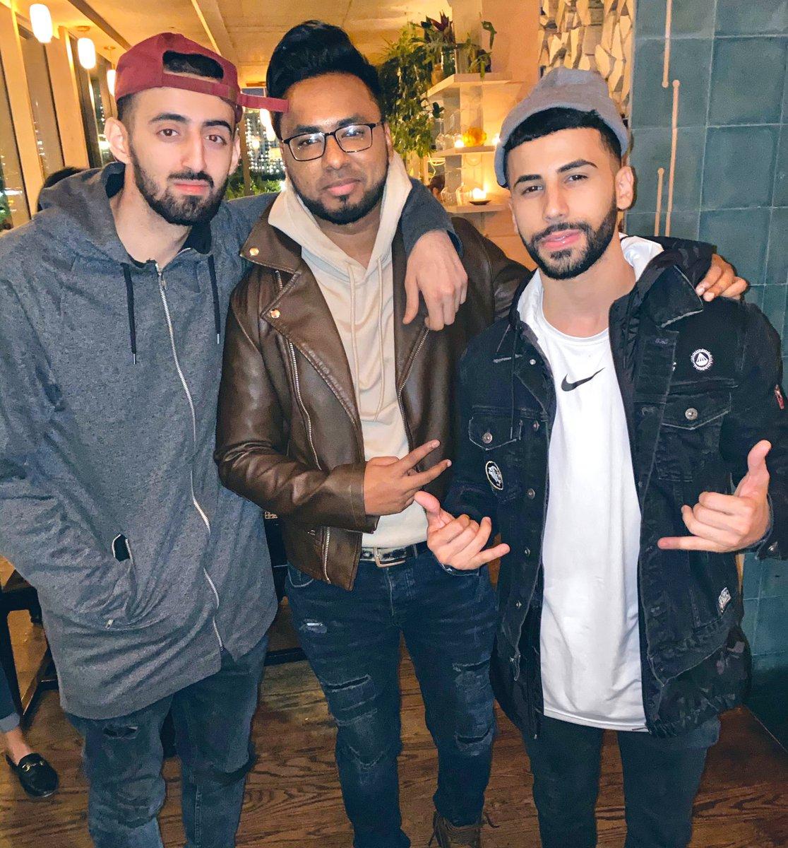Adam Saleh Friends