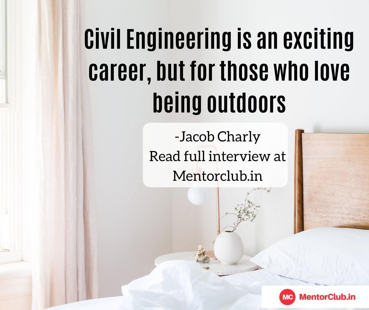 Are you an Architect or want to be one? Read fellow architects' Interviews at http://buff.ly/2uwRiOS  #mentor #mentorclub #interview #career #careeradvice #goals #civilengineer #construction #architecturejob #architects #job #hustlepic.twitter.com/RB6aK1rKT7