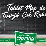 Image for the Tweet beginning: Tablet Mop ile Temizlik Çok