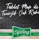 Image for the Tweet beginning: Tablet Mop ile Temizlik Çok