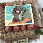 富野監督お誕生日おめでとうございます。78歳の誕生日にRX-78のプレート!粋ですね。