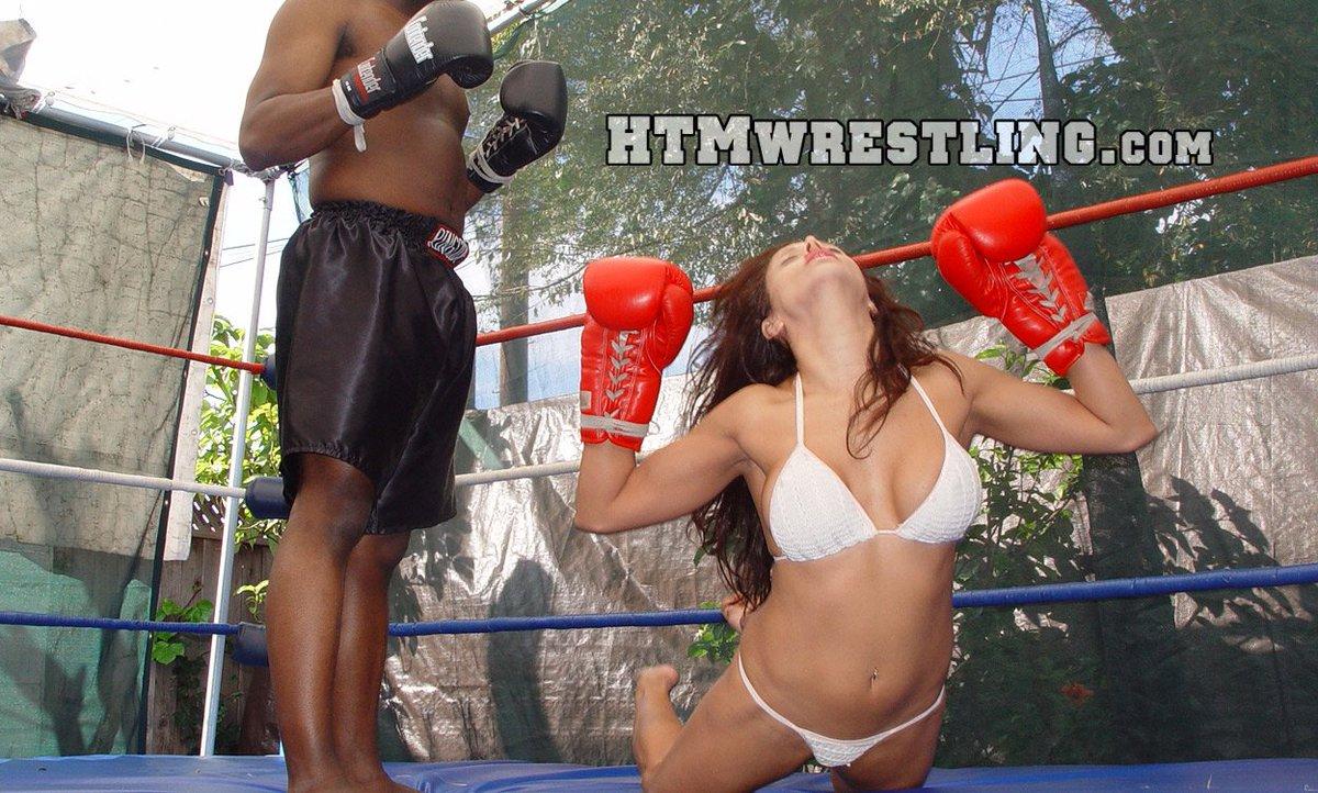 Topless Boxing Ko Porn