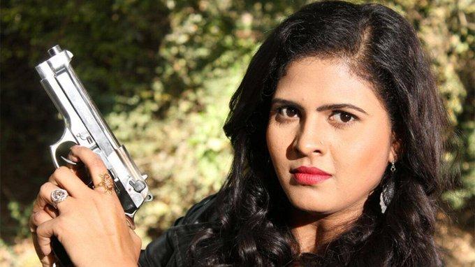 #BhojpuriActress Chandni Singh