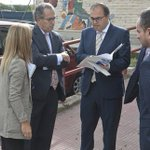 Image for the Tweet beginning: El alcalde de Leganés traslada