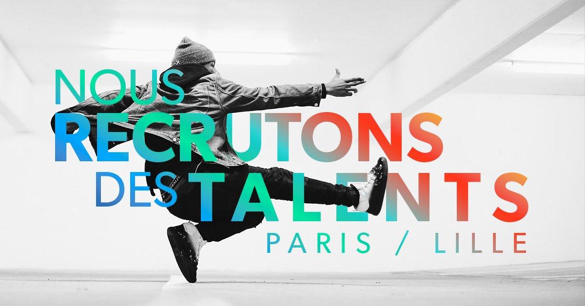 [Recrutement] A la recherche d'un job dans le domaine de la Data ? EPSILON France recrute !  Retrouvez nos 40 offres Data Sciences, Marketing Digital et CRM sur notre site : 🔗 https://t.co/NO5TF3g577 #recrutement #stage #jobs #RH #Paris #Lille #CDI #offre #opportunité https://t.co/LtwsOebeaN