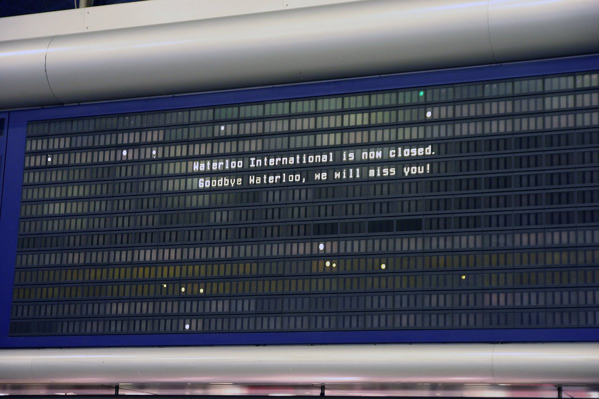 EIml3CqXsAEXLpV - Eurostar at 25