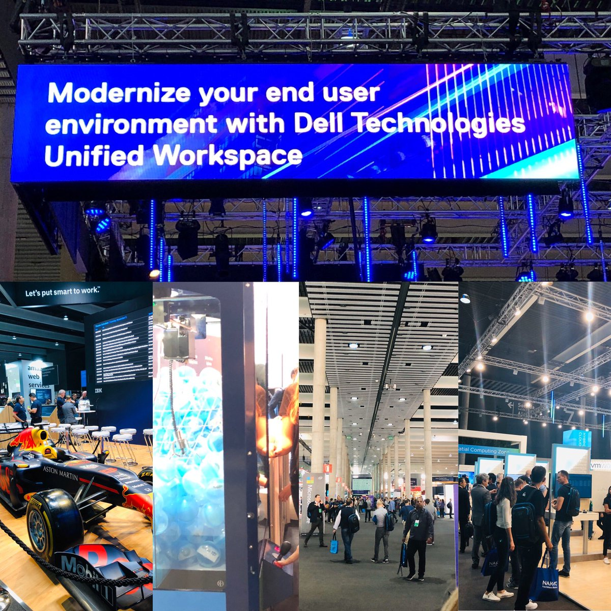 Welcome to #VMworld2019 ! @SCC_Info and our customers HERE WE ARE and you ? #beawsome <br>http://pic.twitter.com/zEoMS3Ed6z