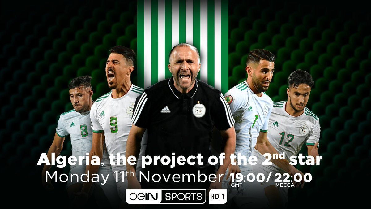 Save the date   Exciting times to come as we bring you a brand new documentary based on #Algeria's journey to lifting the #AFCON trophy   #beINAFCON #AFCON2019 #LesFennecs <br>http://pic.twitter.com/VRSe7dtdbG