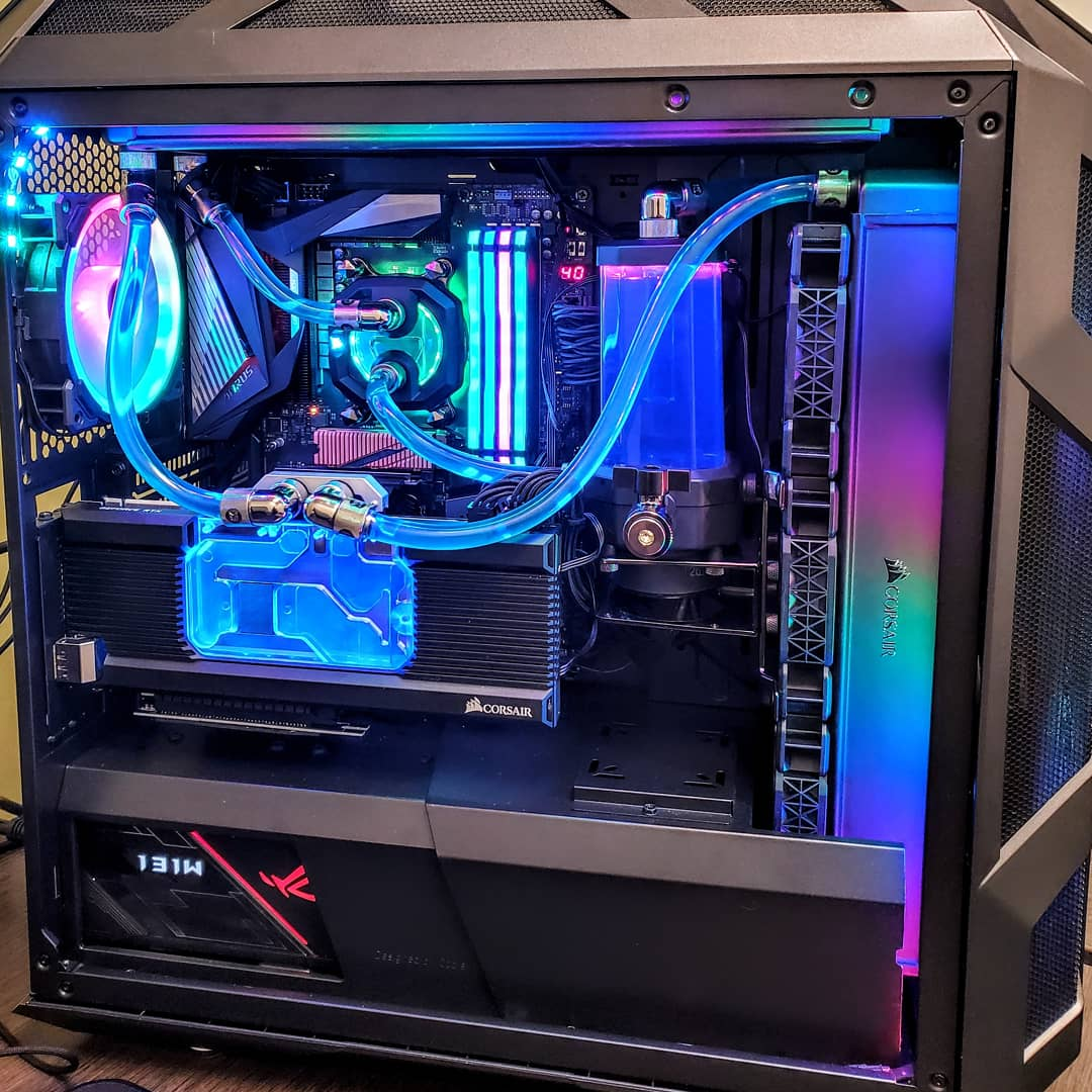 The question is RGB. The answer is yes.  . —————————————-/  #gamingpc #watercooledpc #custompc #pcgamings #pcgaming #ultrapcbuilds  #battlestation #gamingcomputer  #gamerpc #pcgamingsetup #gaming #computers #pcmasterrace #pcmasterrace_official #corsair #nvidia #amd #intelpic.twitter.com/ss3FzyGf8y