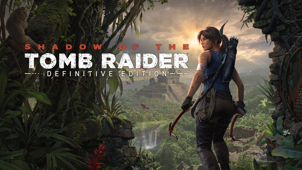 Tomb Raider On Twitter Experience The Final Chapter Of Lara