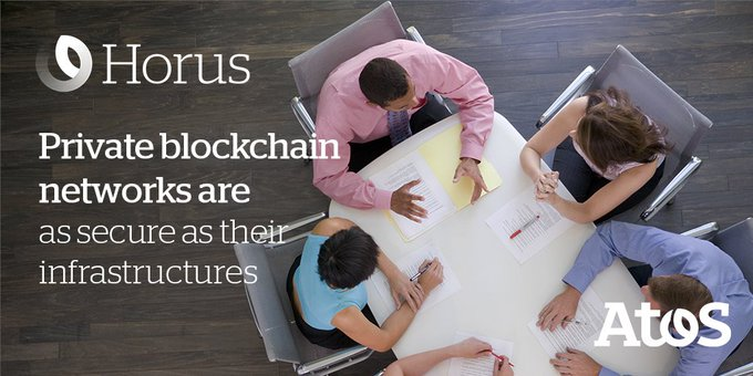 #Blockchain is often presented as secure by design. But even with its inherent security...