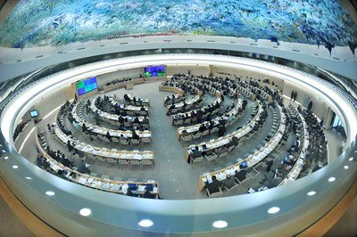 This week @UNGeneva: 34th session of the Universal Periodic Review. #UPR34  On the agenda #humanrights in Italy, El Salvador, Gambia, Bolivia, Fiji, San Marino, Kazakhstan, Angola and Iran.   More:  https:// bit.ly/2qrTPLS     @UN_HRC     http:// webtv.un.org /   <br>http://pic.twitter.com/A2BQZPVQl3