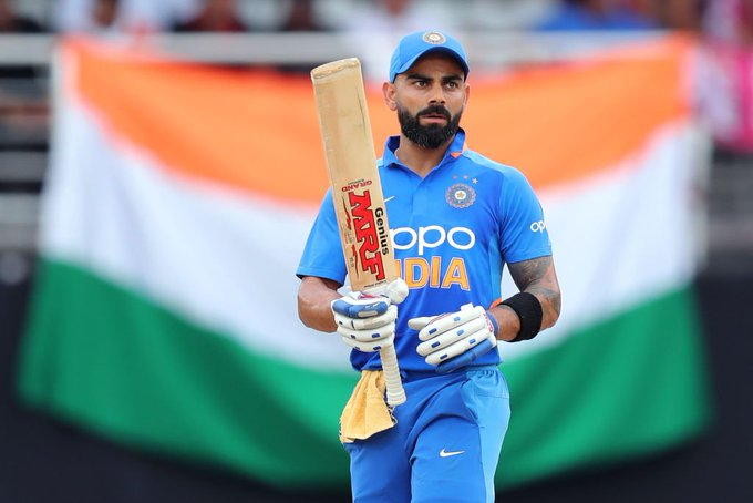 Happy birthday on of the pillar of Indian Team   Mr. Virat Kohli.