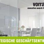 Image for the Tweet beginning: LEITER STRATEGISCHE GESCHÄFTSENTWICKLUNG (w/m/x) |