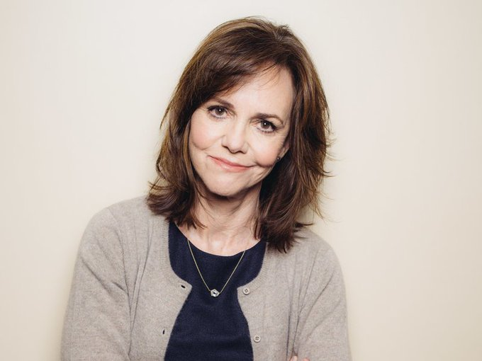 Happy birthday to American actress Sally Field!
